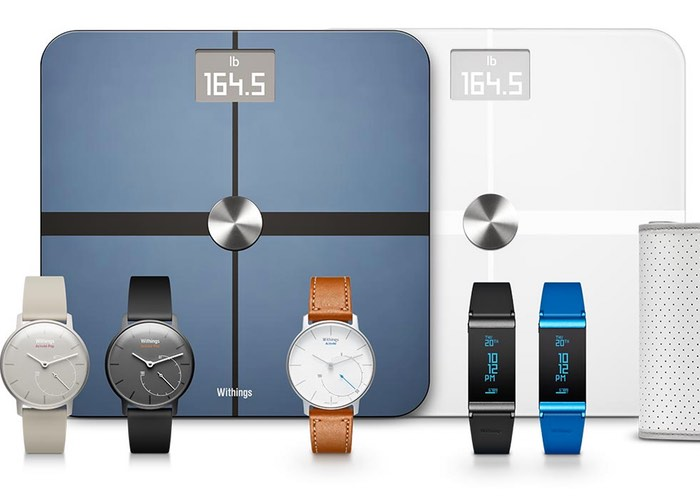 Withings products from Nokia Health
