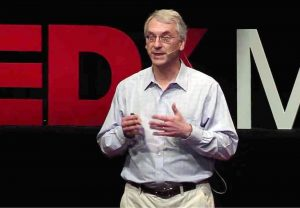Joseph C. Kvedar, MD, giving a talk