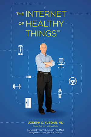 The Internet of Healthy Things book